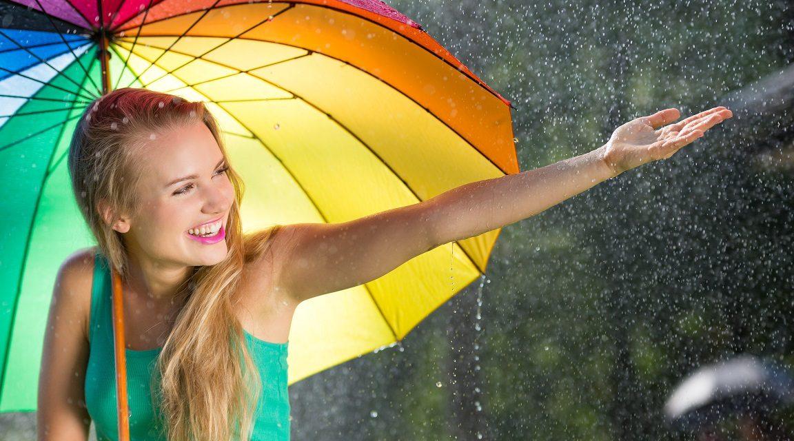 Zakup nowego parasola