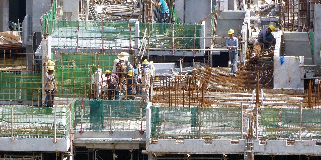 Artykuły z branży budowlanej