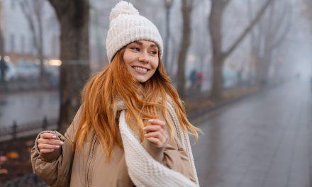 Zimowe trendy odzieży damskiej