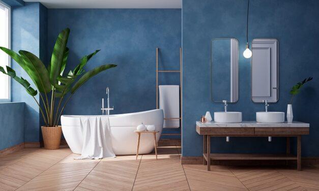 5 roślin najlepszych do łazienki